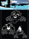 Looney Tunes Vinyl Rear Window Decal Set