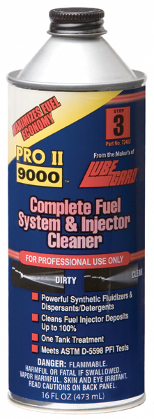 Image of Lubegard Complete Fuel System & Injector Cleaner