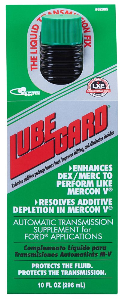 Lubegard Automatic Transmission Supplement for Ford Applications (10 oz )