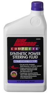 Lubegard Synthetic Power Steering (32 oz.)