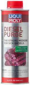 Lubro-Moly Diesel Purge Injection Cleaner (500 ml)