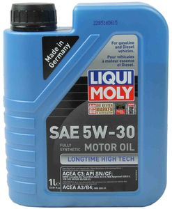 Liqui-Moly Longtime High Tech 5W-30 Motor Oil