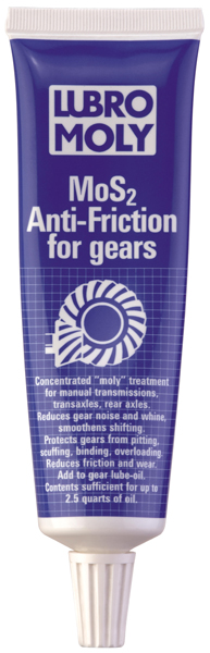 Image of Lubro-Moly MoS2 Anti-Friction For Gears (50g)