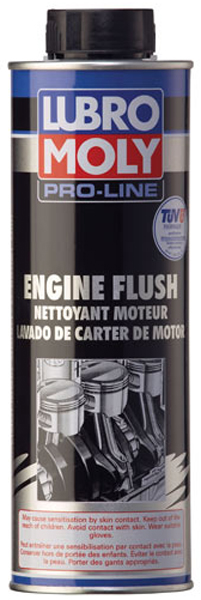 Image of Lubro-Moly Pro-Line Engine Flush (500 ML)