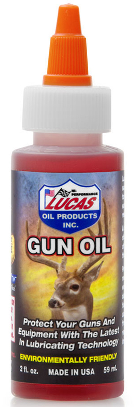 Image of Lucas Gun Oil (2 oz)