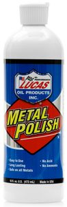 Lucas Metal Polish (16 oz.)