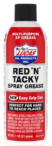"Lucas Red ""N"" Tacky Grease - 11 oz"