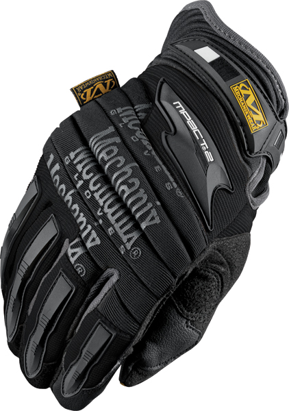 Image of Mechanix M-Pact II Gloves - Black/Large