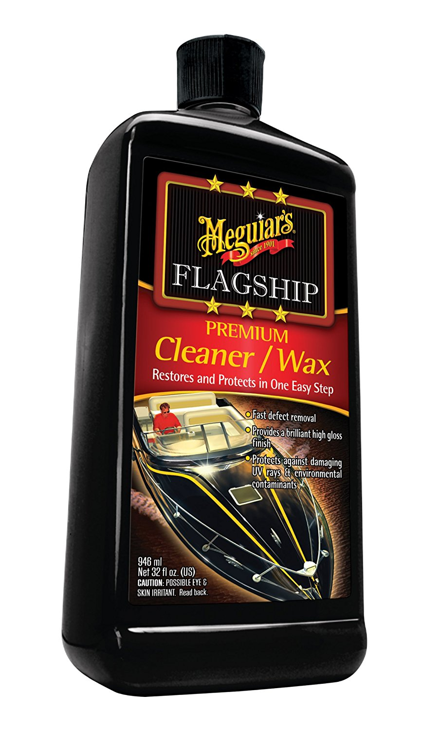 Image of Meguiars Flagship Premium Cleaner & Wax (32 oz)