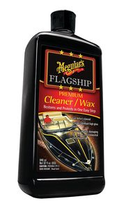 Meguiar's Flagship Premium Cleaner & Wax (32 oz)