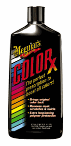 Meguiar's ColorX Color Restoration Polish (16 oz.)