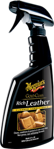Meguiars Gold Class Rich Leather Spray (16 oz.)