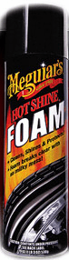 Meguiar's Hot Shine Tire Foam 19 Oz.