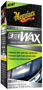 Meguiar's 3-In-1 Wax (16 oz)