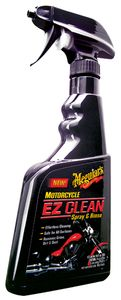 Meguiars Motorcycle EZ Clean Spray & Rinse (16 oz)