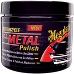 Meguiars Motorcycle Metal Polish (6 oz)