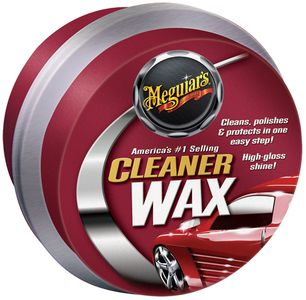 Meguiars Paste Cleaner Wax (11 oz.)