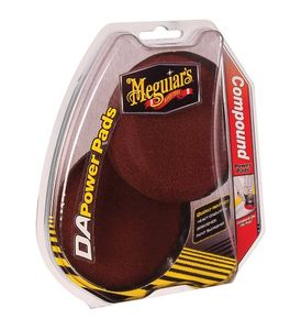Meguiars Defect Removal & Polishing Tool Compound Pads
