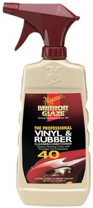 Meguiars Professional Vinyl & Rubber Cleaner (16 oz.)