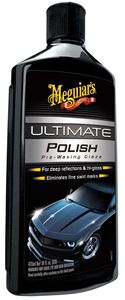 Meguiars Ultimate Polish Pre-Wax Glaze (16 oz)