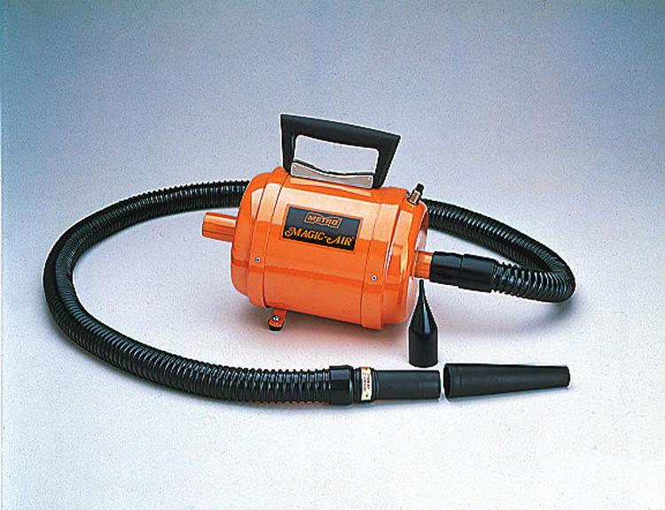 Image of MetroVac Magic Air Deluxe 4 Horse Power Inflator & Deflator