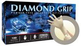 Microflex Diamond Grip Medium Latex Gloves (100 Count)