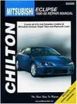 Mitsubishi Eclipse, Eagle Talon & Plymouth Laser Chilton Repair Manual (1990-1998)