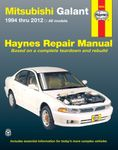 Mitsubishi Galant Haynes Repair Manual (1994-2012)