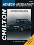 Mitsubishi Galant, Mirage, Diamante Chilton Manual (1990-2000)