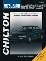 Mitsubishi Galant Mirage Diamante Chilton Manual on 04 mitsubishi galant remote