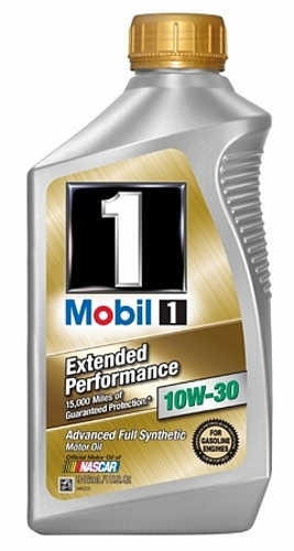 Image of Mobil 1 Extended Performance 10W30 Motor Oil