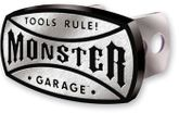 Monster Garage Hitch Plug
