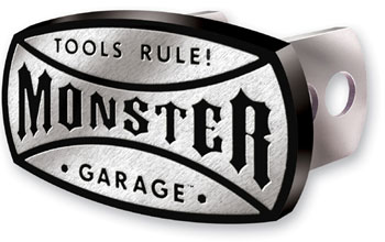 Image of Monster Garage Hitch Plug