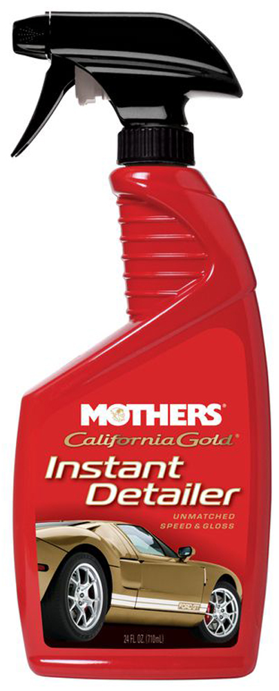 Mothers California Gold Instant Detailer - 24 Ounces