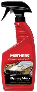 Mothers California Gold Spray Wax (24 oz)