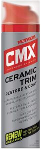 Mothers CMX Ceramic Trim Restore & Coat (6.7 oz.)