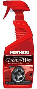 Mothers Pro-Strength Chrome Wheel Cleaner (24 oz)