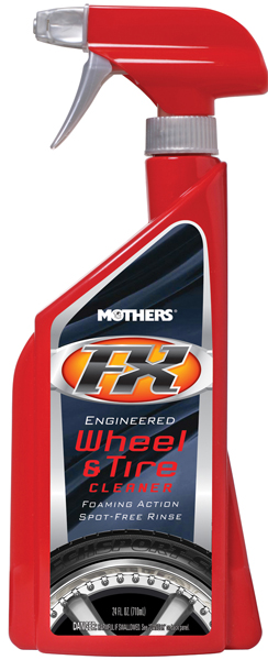 Image of Mothers FX Foaming Wheel Cleaner (24 oz)