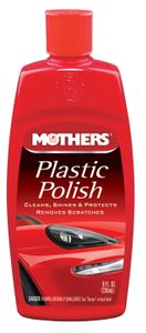 Mothers Plastic Polish (8 oz.)