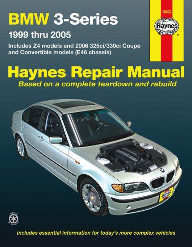 Complete coverage for your BMW 3-Series Except 318ti 323is 328is or M3       Routine maintenance   ...