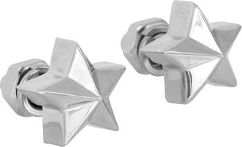 Nautical Star License Plate Fastener