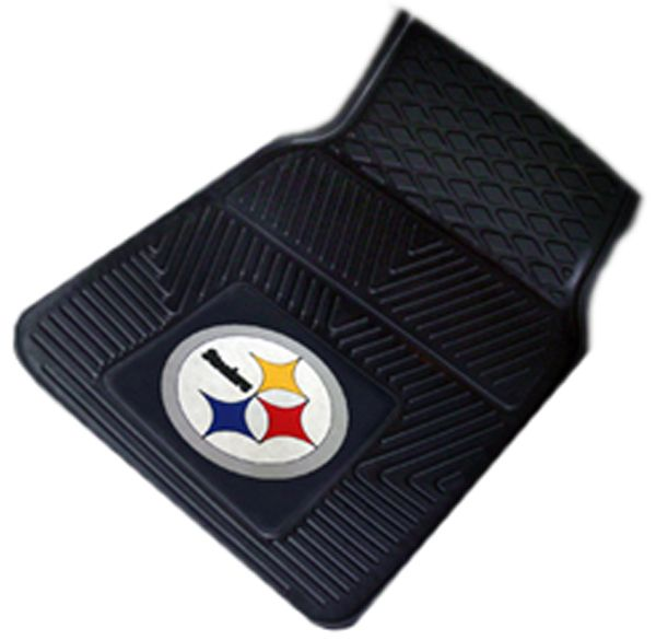 Nfl Vinyl All Season Floor Mats Nfl Vinyl Mats