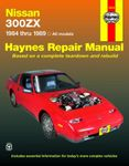 Nissan 300ZX Haynes Repair Manual (1984-1989)