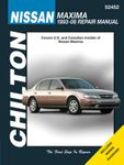 Nissan Maxima Chilton Repair Manual (1993-2008)