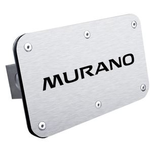 Nissan Murano Stainless Steel Name Hitch Plug