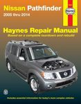 Nissan Pathfinder Haynes Repair Manual (2005-2014)