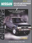 Nissan Pathfinder & Pick-Ups Chilton Repair Manual (1989-1995)