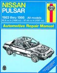 Nissan Pulsar Haynes Repair Manual (1983-1986)