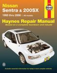 Nissan Sentra & 200SX Haynes Repair Manual (1995-2006)