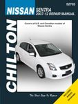 Nissan Sentra Chilton Repair Manual (2007-2012)